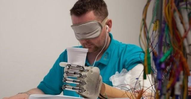 NEBIAS: najbardziej zaawansowana bioniczna ręka