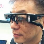 Japońskie Laserowe Google Glass od Fujitsu